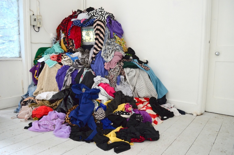 WASTE (2013) by Laura Dee Milnes
