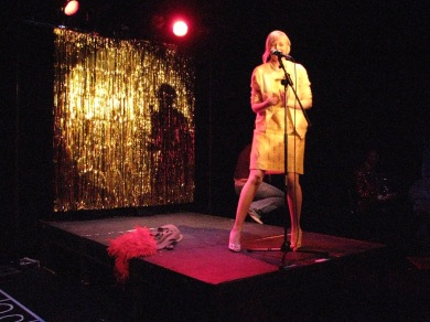 Laura Dee Milnes, Number 23 (2009). Laura Dee Milnes as Deirdre. Photo by Milda Sokolovaite