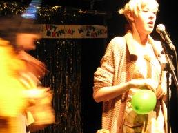Laura Dee Milnes, Number 23 (2009). Rhiannon Wilkins as Rhiannon. Photo by Milda Sokolovaite