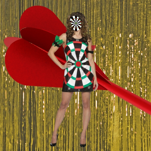 Let's… Play… Darts. promotional image