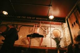 Five Slow Girls in Heels (2016), Laura Dee Milnes & Phil Swan. Photo by Sijong Kim