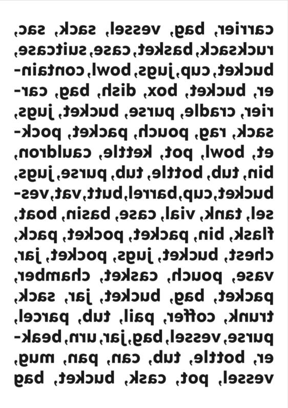 Laura Dee Milnes, Dear Ursula (2018). Digital inkjet print on paper.