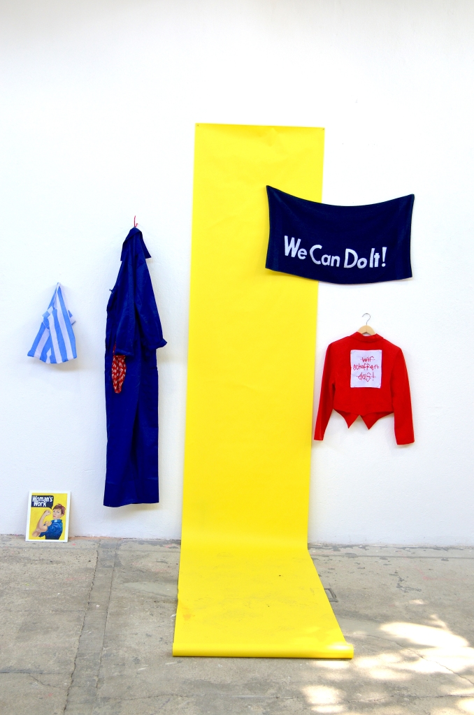 Laura Dee Milnes, Right and important, installation view (2018)